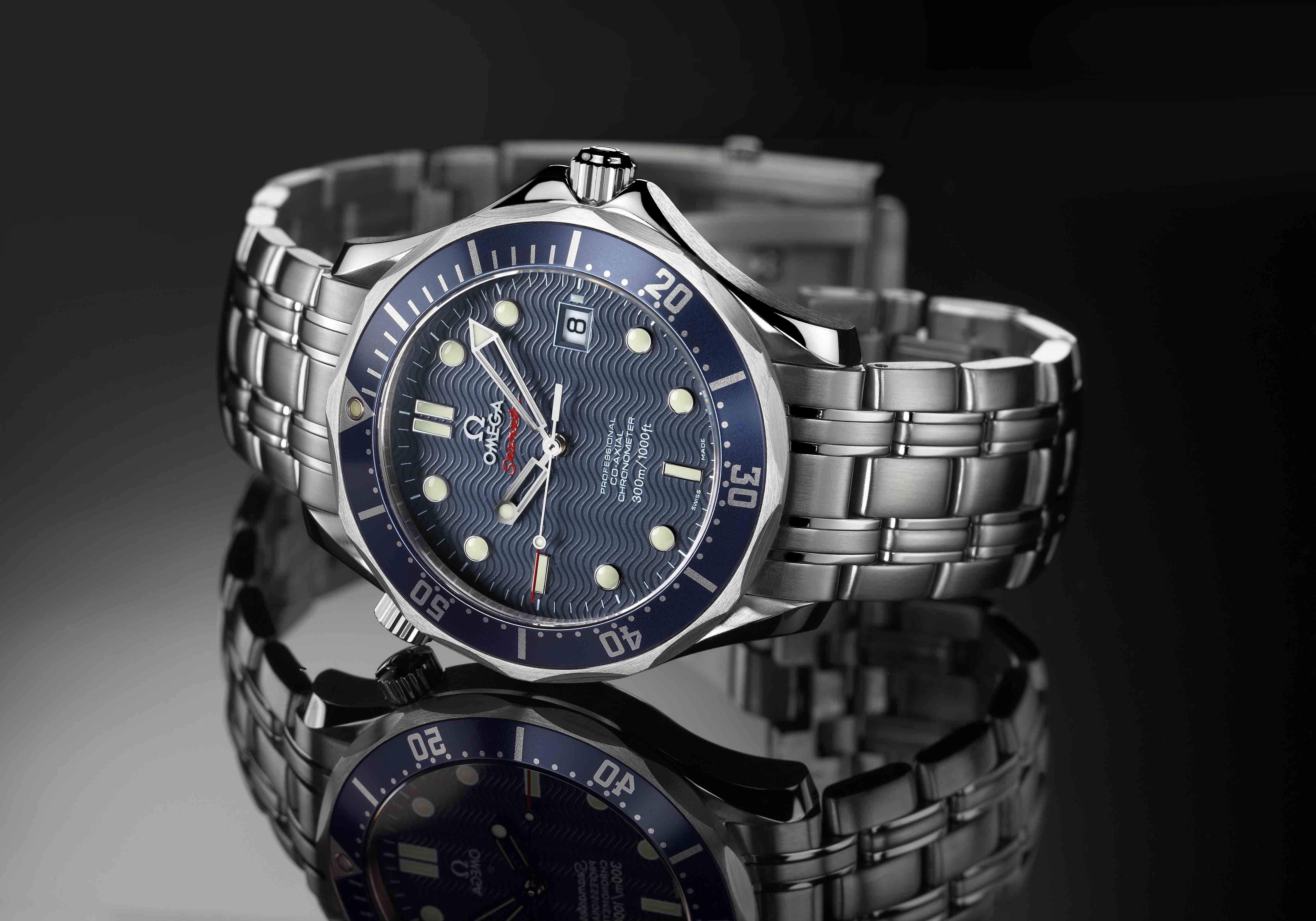 James Bond and The Watch – Omega Seamaster Diver 300M ...