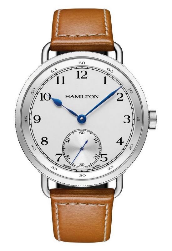 Hamilton Limited Edition Khaki Navy Pioneer