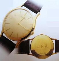 JFK Cartier