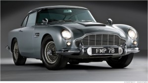 James Bond's DB5