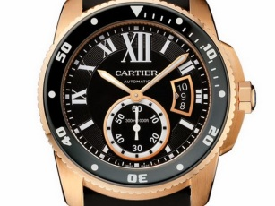 Calibre de Cartier DIVER rose
