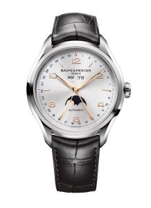 The Clifton 10055 Moon Phase as featured in the #CelebrateDad clip