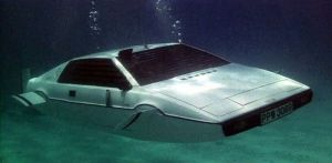 or Two, This is the one that really got me as a kid, I mean come on, a Submarine/sports car?!